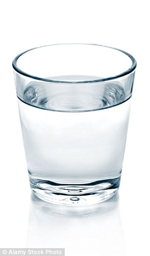 Glass of water from Goodbuyguys.com